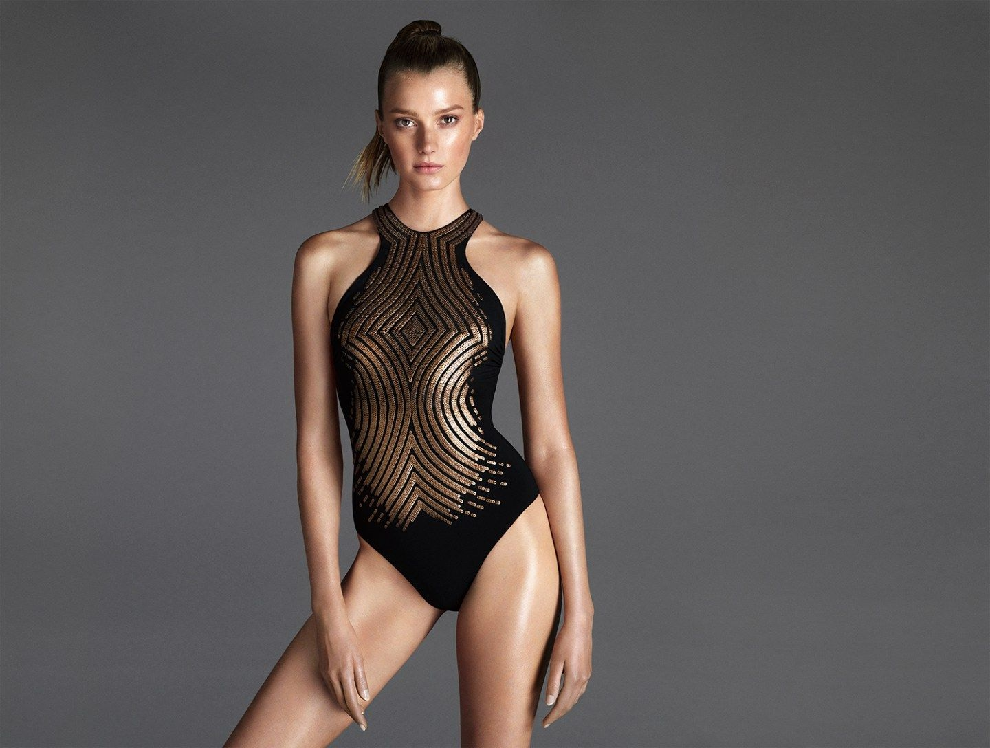 La Perla SS15 Behind the Scenes